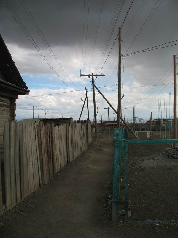 the driest inhabited place in Russian Federation 12