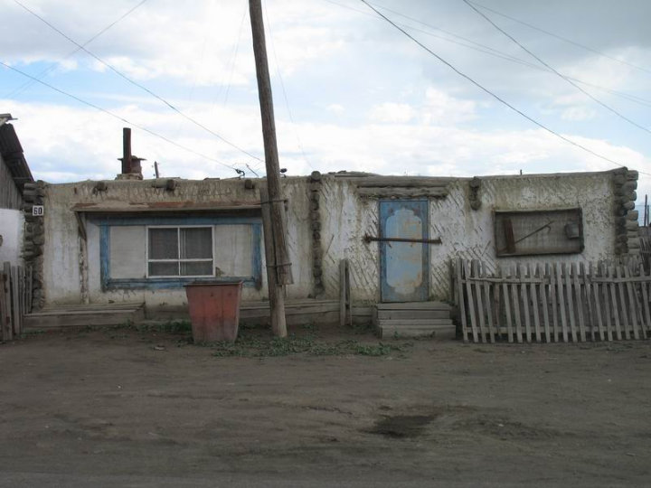 the driest inhabited place in Russian Federation 14