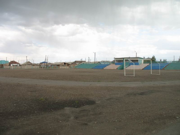 the driest inhabited place in Russian Federation 18