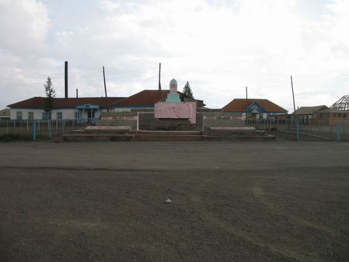 the driest inhabited place in Russian Federation 20
