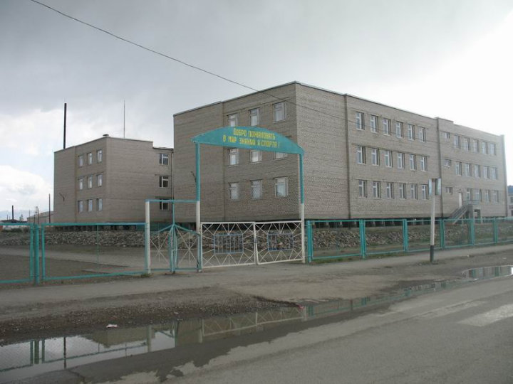 the driest inhabited place in Russian Federation 31