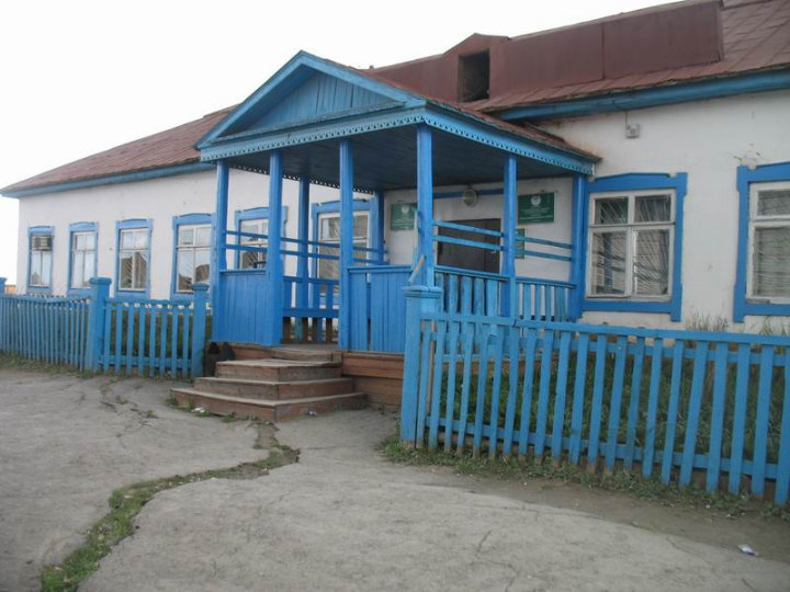 the driest inhabited place in Russian Federation 32