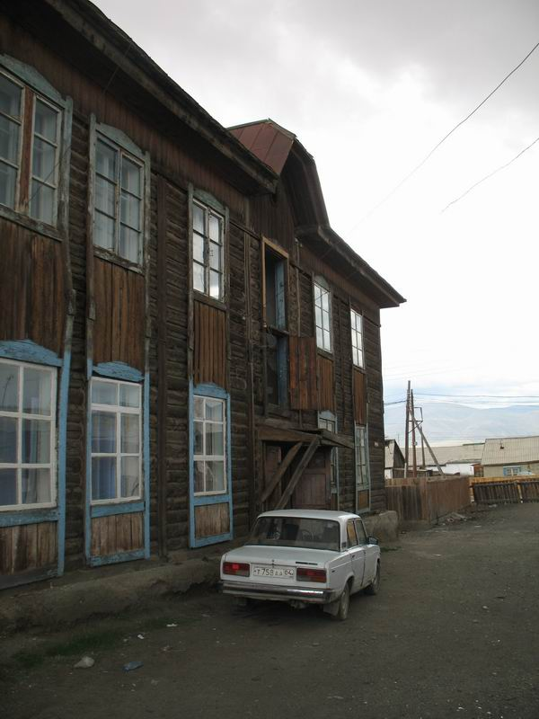 the driest inhabited place in Russian Federation 37