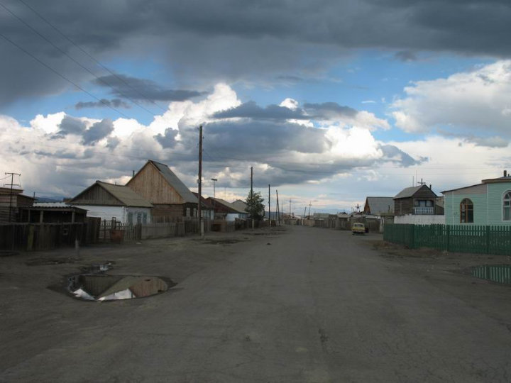 the driest inhabited place in Russian Federation 6