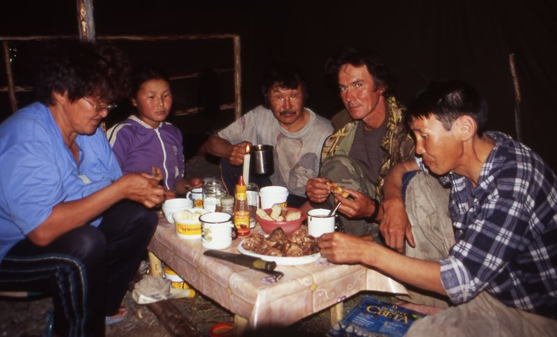 The Evenkis of the Verkhoyansk Mountains 15