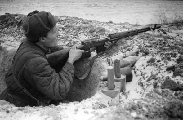 The Great Patriotic War Dedicated 1