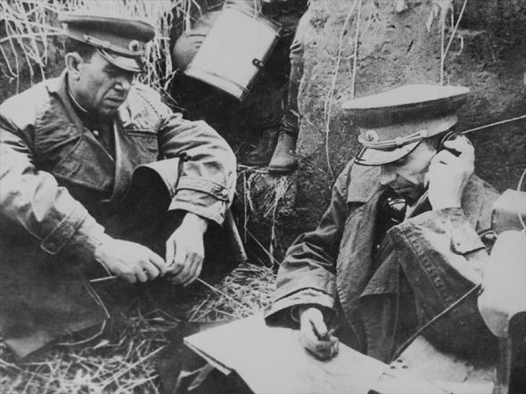 The Great Patriotic War Dedicated 19