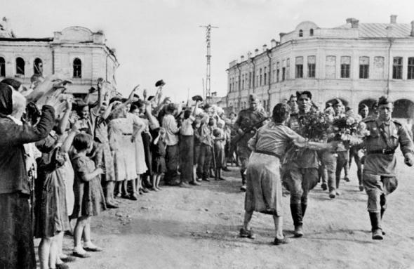 The Great Patriotic War Dedicated 25