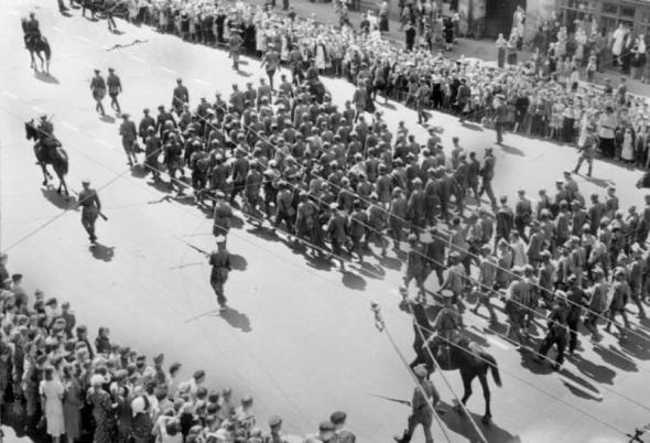 The Great Patriotic War Dedicated 28