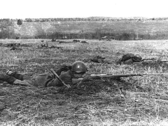 The Great Patriotic War Dedicated 35