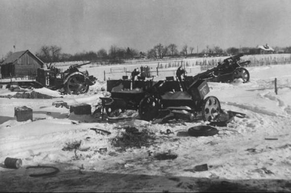 The Great Patriotic War Dedicated 36