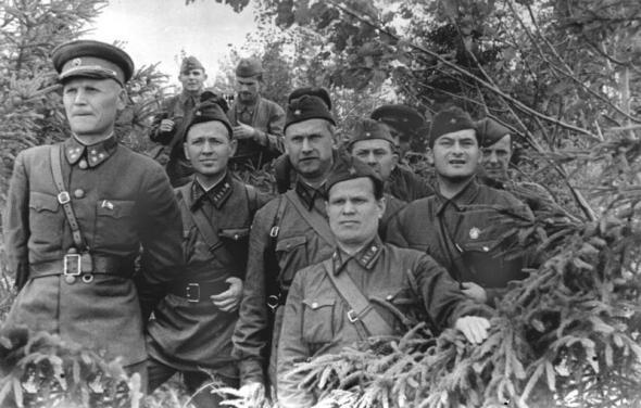 The Great Patriotic War Dedicated 40