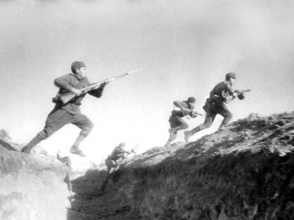 The Great Patriotic War Dedicated 6