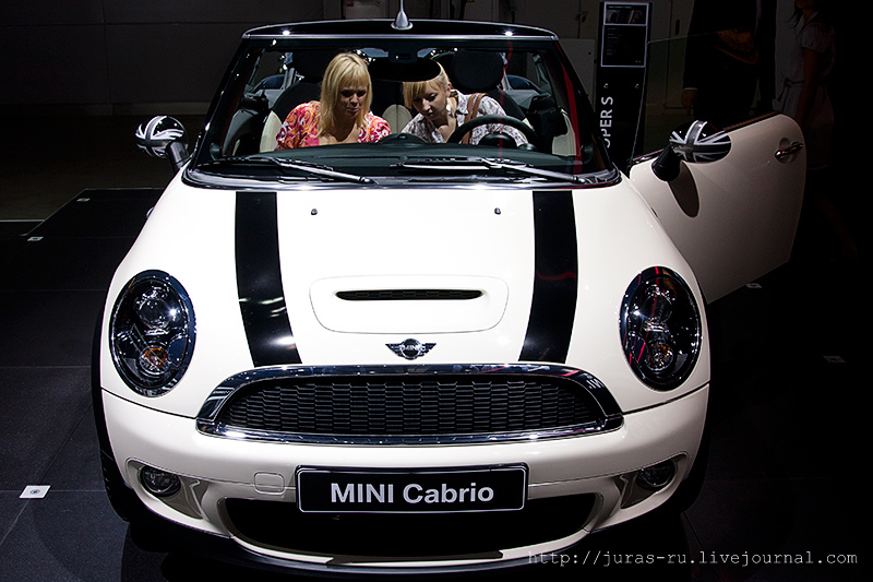 The Moscow International Automobile Show 2010 12