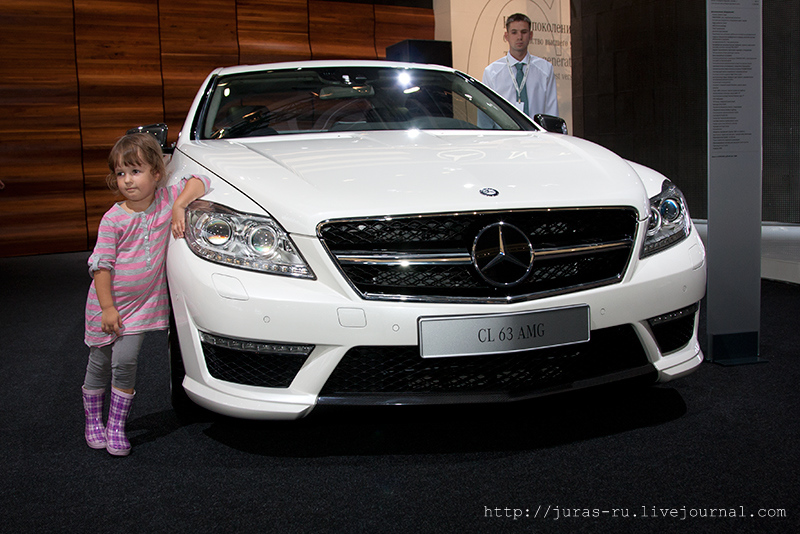The Moscow International Automobile Show 2010 16