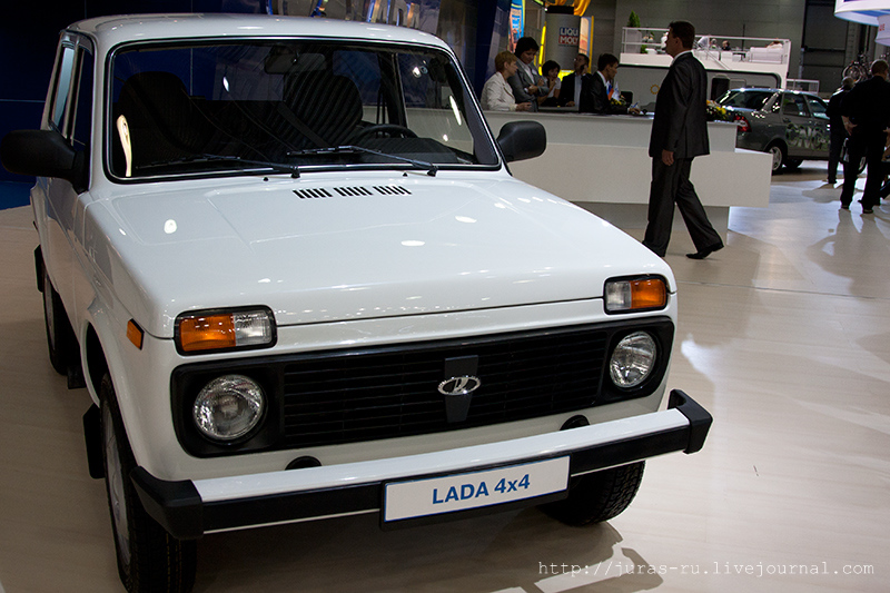 The Moscow International Automobile Show 2010 27