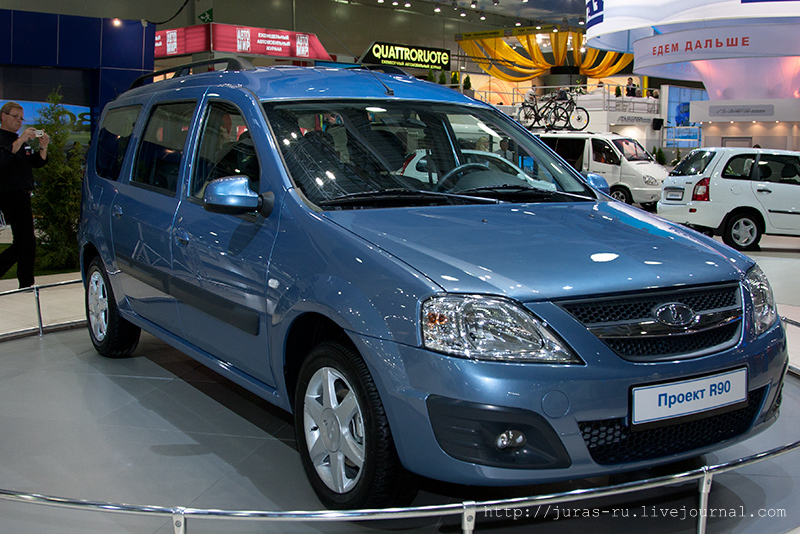 The Moscow International Automobile Show 2010 28