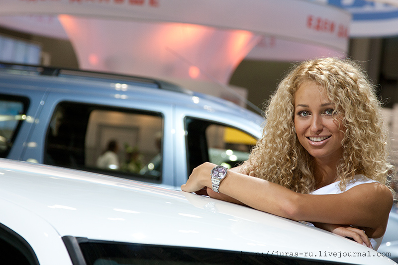The Moscow International Automobile Show 2010 30