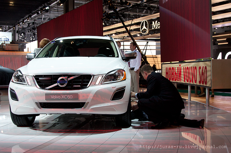 The Moscow International Automobile Show 2010 34