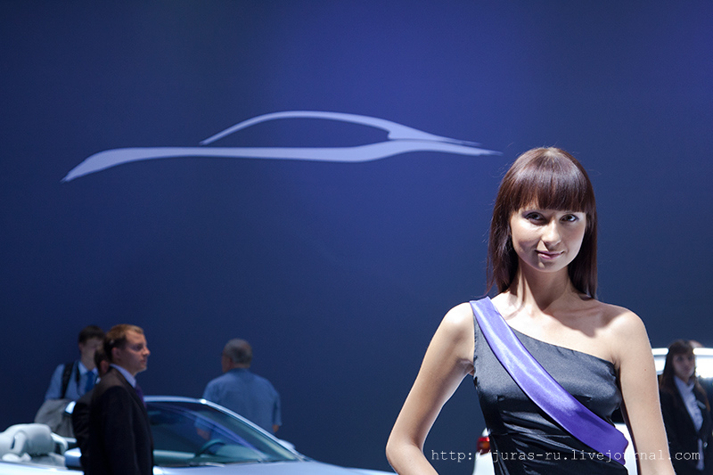 The Moscow International Automobile Show 2010 37