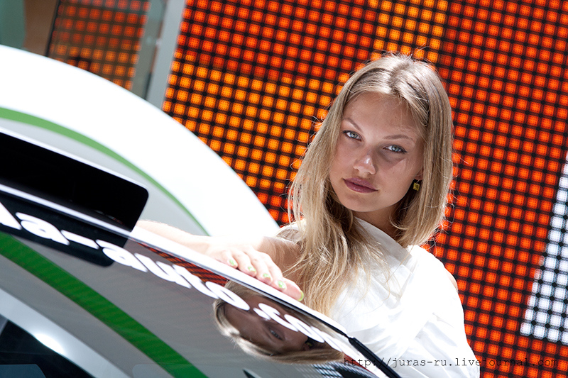 The Moscow International Automobile Show 2010 40