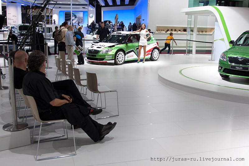 The Moscow International Automobile Show 2010 44