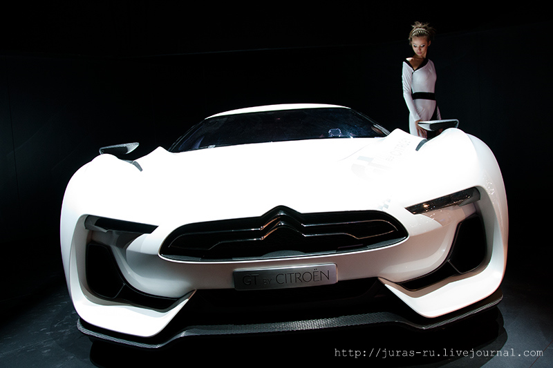 The Moscow International Automobile Show 2010 52
