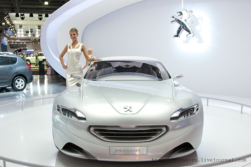 The Moscow International Automobile Show 2010 55