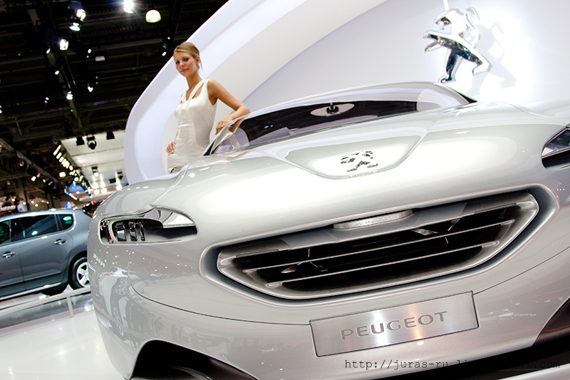 The Moscow International Automobile Show 2010 57