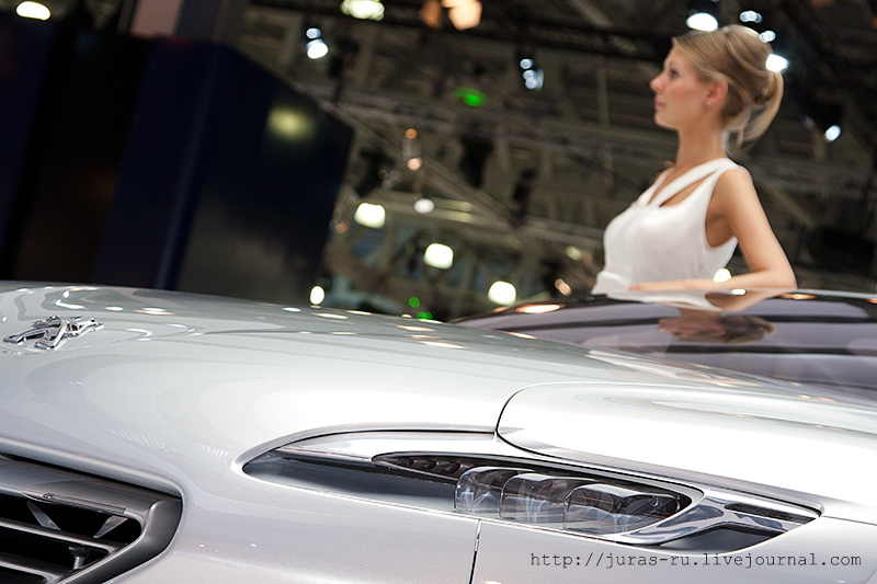 The Moscow International Automobile Show 2010 58