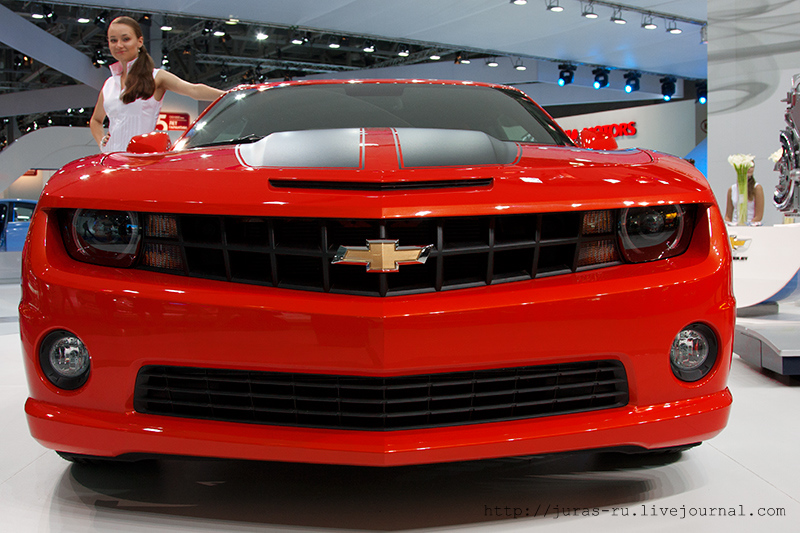 The Moscow International Automobile Show 2010 63