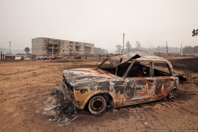 The Moscow Region On Fire 2 19