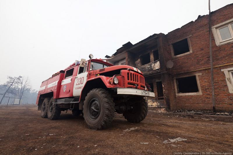 The Moscow Region On Fire 2 22