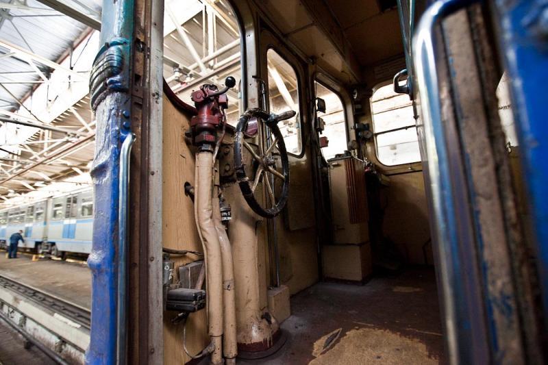 The Moscow Underground 10