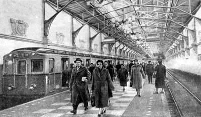 The Moscow Underground 13
