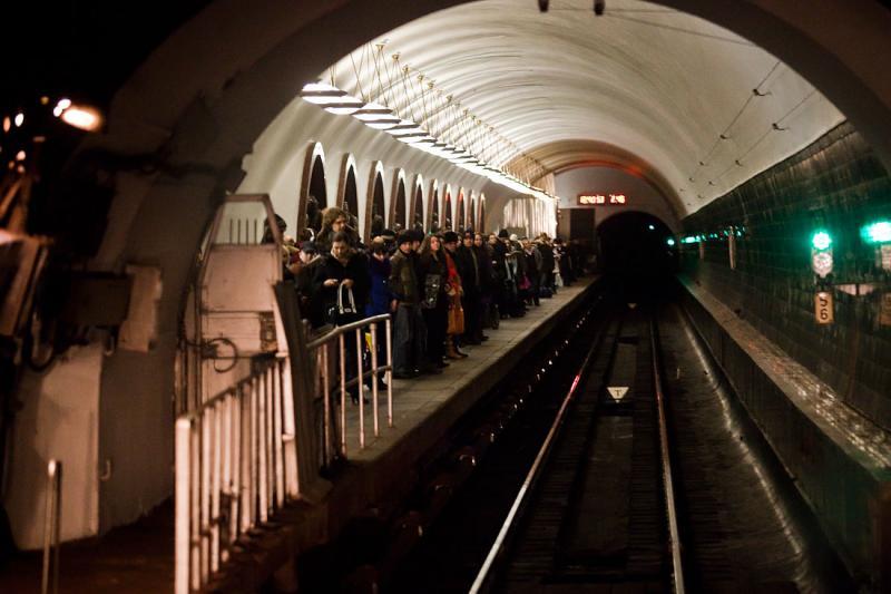 The Moscow Underground 35