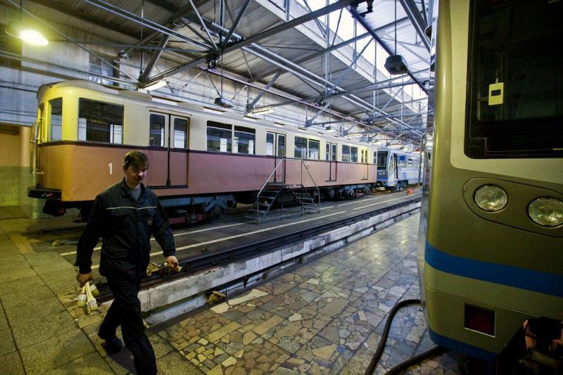 The Moscow Underground 4