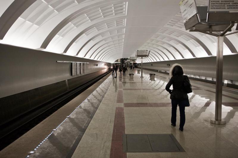 The Moscow Underground 42