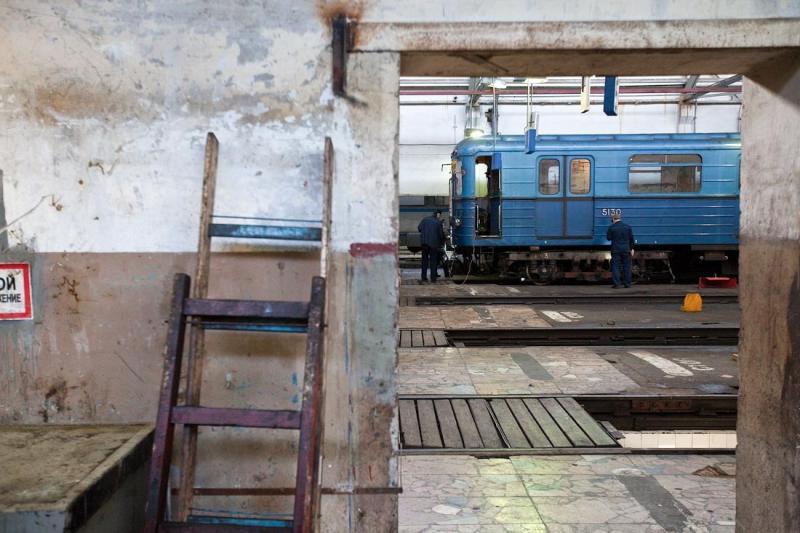 The Moscow Underground 6