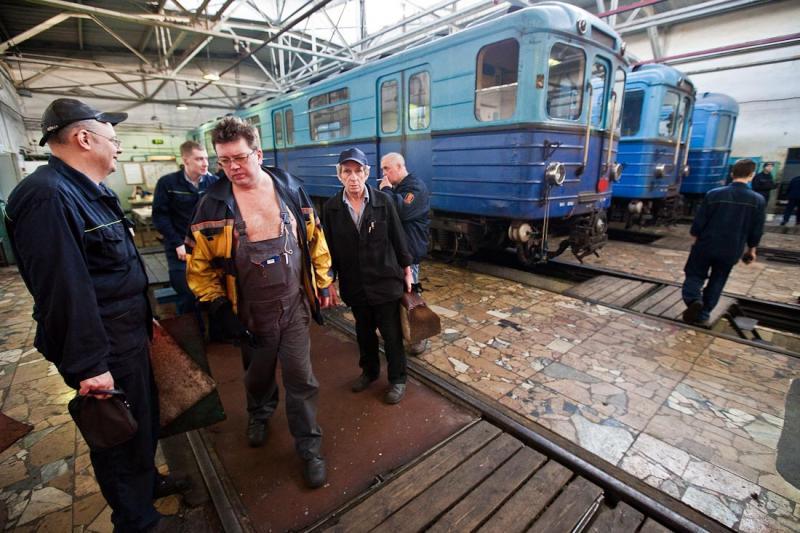 The Moscow Underground 7