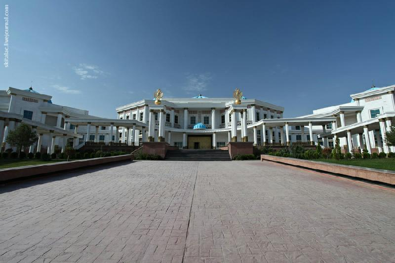 The National Museum of Turkmenistan