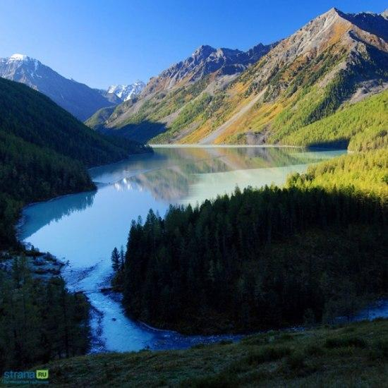 The Purest Places in Russia