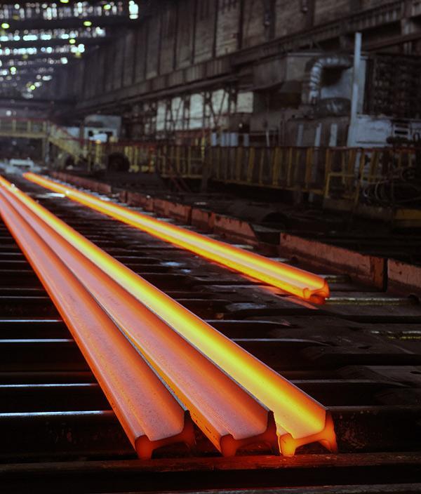 The Railing of Novokuznetsk