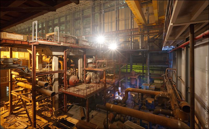 Thermal Power Plant Construction 14