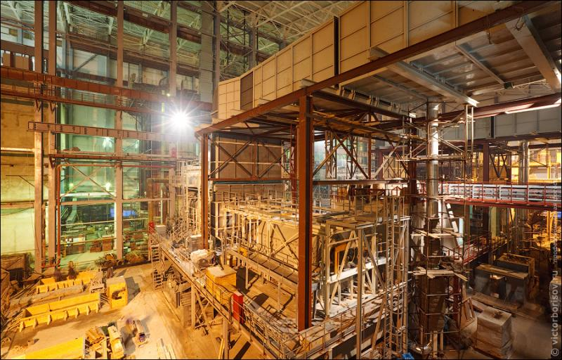 Thermal Power Plant Construction 16