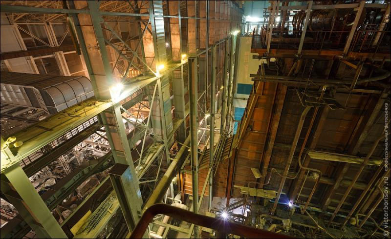 Thermal Power Plant Construction 17