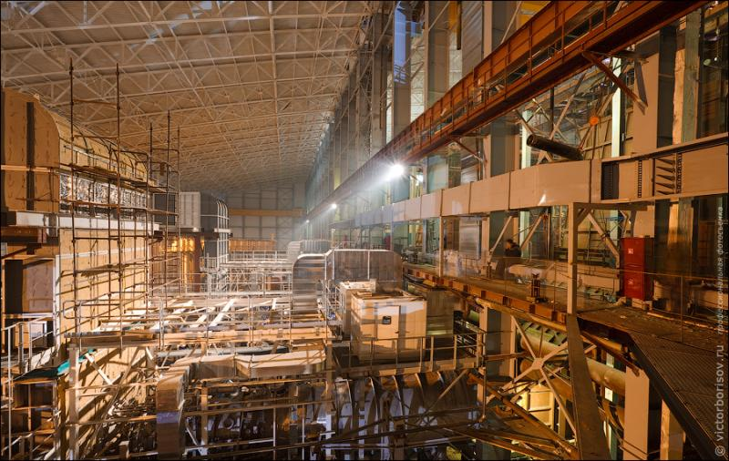 Thermal Power Plant Construction 8