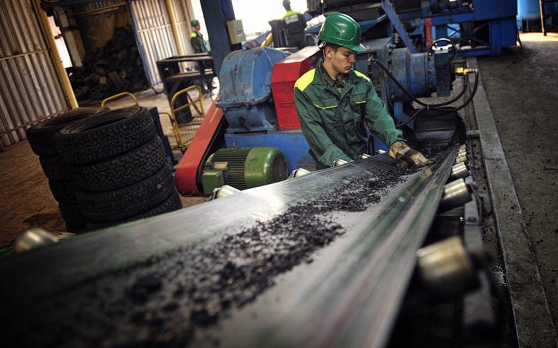 Tires Utilization Factory 12