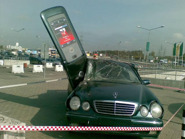 don\'t speak the phone and drive 4