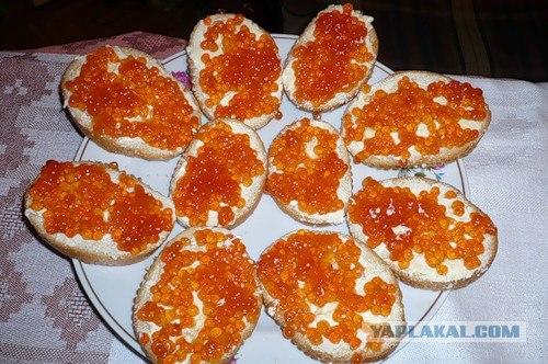 russian cuisine: russian starters 10